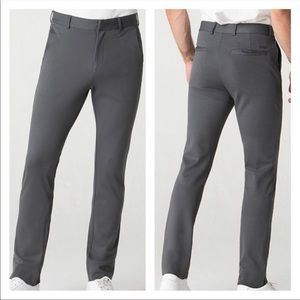 NWT Sweat Tailor Grey Ponte Trouser Pants Size 42